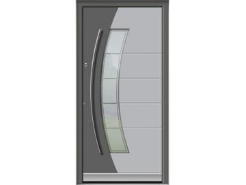 Aluminium Haustür Optimium 7230