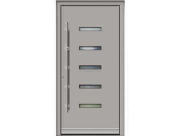 Aluminium Haustür Optimium 7150