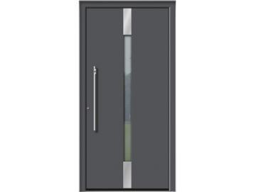 Aluminium Haustür Optimium 7180