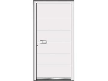 Aluminium Haustür Optimium 7211