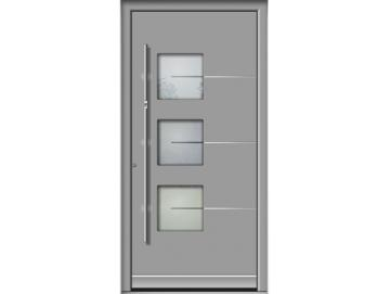 Aluminium Haustür Optimium 7450
