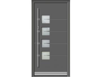 Aluminium Haustür Optimium 7460