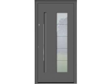 Aluminium Haustür Optimium 7490